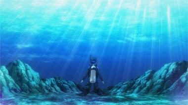 テレビアニメ「ぐらんぶる」第3話より。