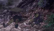 「機動戦士ガンダム THE ORIGIN Ⅲ 暁の蜂起」場面カット