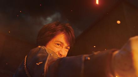 映画「鋼の錬金術師」より、ディーン・フジオカ演じるマスタング。