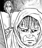 カーマのことを嫌う旅のイムリ・ドープ。そんな彼にデュルクは「僕はカーマだけどイムリのことは好きだよ」と自分の気持ちを伝える。