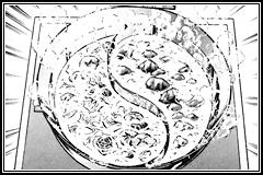 火災樹(ホウツァイスー)(ハクビシンの地獄鍋)