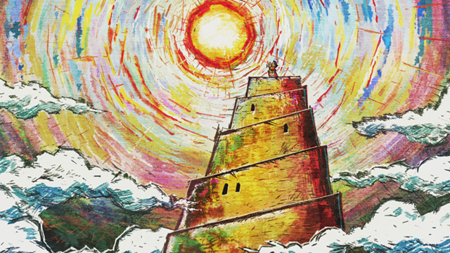 TVアニメ「神之塔 -Tower of God-」より。