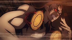 アニメ「鬼滅の刃」第13話より。