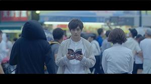 「君は容疑者」MVに登場した橋本裕太。