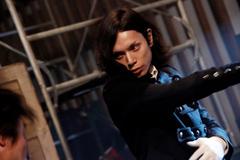水嶋ヒロ演じるセバスチャン。