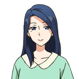 母親・染谷多恵(CV:桑島法子)