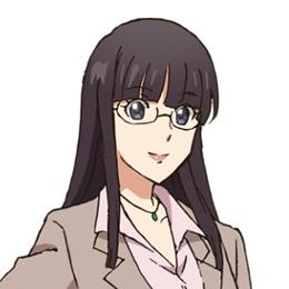 マネージャー・内田茉優(CV:沢城みゆき)
