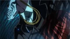 テレビアニメ「魔法使いの嫁」第1話より、エリアスが魔法を使うシーン。