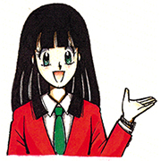 4代目美子ちゃん(1988~1999) / ひろかずみ