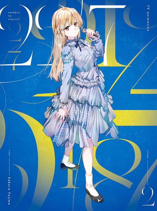 アニメ「22/7」Vol.2 完全生産限定版 Blu-ray