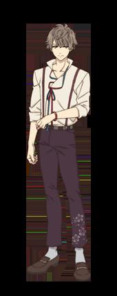 鷺澤累(CV:櫻井孝宏)
