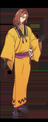 汀紫鶴(CV:鈴村健一)