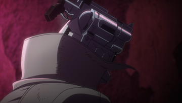 Juzo hates it more than anything when someone touches his head trigger.