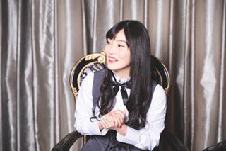 「プリンセス・プリンシパル Crown Handler」よりアンジェ役を演じることになった古賀葵。