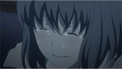 アニメ「ReLIFE」第8話より。