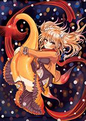 「人魚の花籠」カット