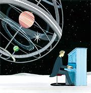 12inchシングル「シリウス」(装画:町田洋)