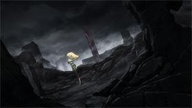 主題歌「星と翼のパラドクス」アニメーションPVより。