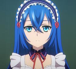 OVA「ストライク・ザ・ブラッドⅣ」より、アスタルテ。
