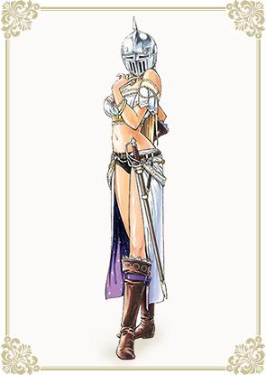 仮面の女王ビビアン