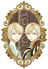 「アードルテとアーダルテ」シリーズのカラーカット。