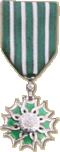 フランス芸術文化勲章