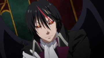 TVアニメ「転生したらスライムだった件」第24話より、ディアブロ。