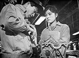 「私たちの結婚」©1962 松竹株式会社
