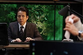 「BG~身辺警護人~」より、勝村政信演じる小俣健三。