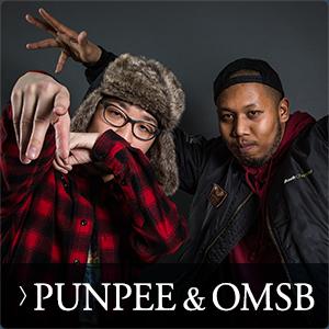 PUNPEE&OMSB