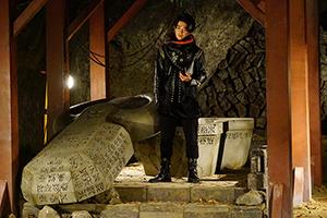 「平成仮面ライダー20作記念 仮面ライダー平成ジェネレーションズ FOREVER」より、大東駿介演じるティード。