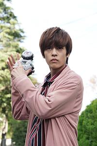 「平成仮面ライダー20作記念 仮面ライダー平成ジェネレーションズ FOREVER」より、奥野壮演じる常磐ソウゴ。