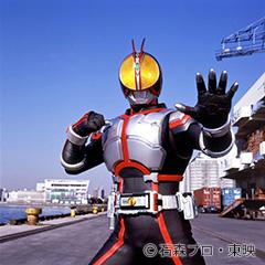 「仮面ライダー555」、ビデオパスで11月15日より見放題配信。 ©石森プロ・東映