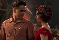 「ダンボ」より、エヴァ・グリーン演じるコレット(右)。