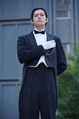 「仮面ライダーエグゼイド トリロジー アナザー・エンディング 仮面ライダーゲンムVSレーザー」より、岩永徹也演じる檀黎斗。