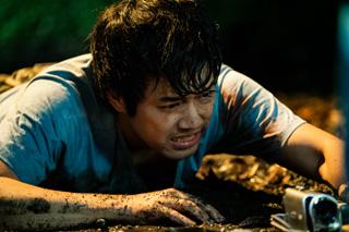 「ゴーストマスター」より、三浦貴大演じる黒沢明。