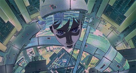 「GHOST IN THE SHELL/攻殻機動隊」より。©1995 士郎正宗/講談社・バンダイビジュアル・MANGA ENTERTAINMENT