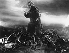 「ゴジラ(1954年)」デジタルリマスター版 TM &©1954 TOHO CO.,LTD.
