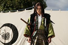元木聖也演じる流狂四郎。