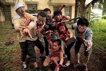 photo01s - カメラを止めるな!配信開始!出演者はテレビドラマなど続々出演!