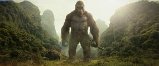 「キングコング:髑髏島の巨神」より。