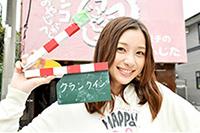 「キスできる餃子」メイキング写真