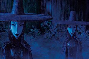 闇の姉妹(ルーニー・マーラ / 川栄李奈)