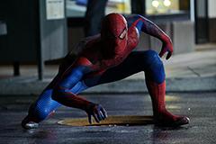 「アメイジング・スパイダーマン」より。©2012 Columbia Pictures Industries, Inc. All Rights Reserved. Marvel, and the names and distinctive likenesses of Spider-Man and all other Marvel characters: TM and ©2015 Marvel Entertainment, LLC & its subsidiaries. All Rights Reserved.