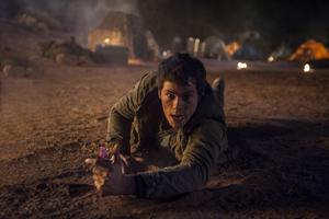 「メイズ・ランナー2:砂漠の迷宮」