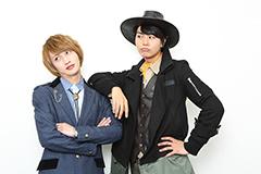 左から松本岳、多和田秀弥。