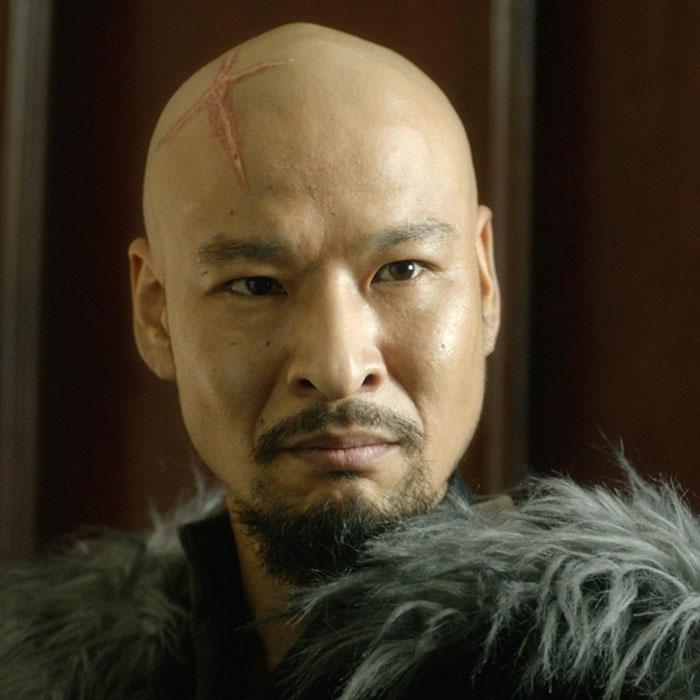 渡部龍平演じるゴドハルト。