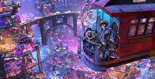 「リメンバー・ミー」 ©2018 Disney/Pixar. All Rights Reserved.