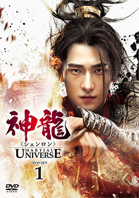 「神龍<シェンロン>-Martial Universe-」DVD-SET1
