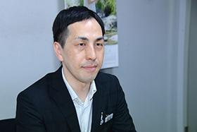 2018年12月から角川シネマ有楽町で支配人を務める原田路也氏。長年ユナイテッド・シネマ系列のシネマ・コンプレックスに勤めていた。